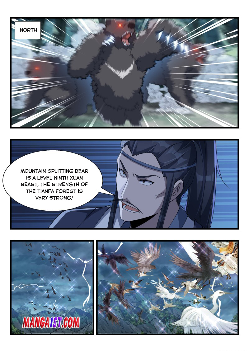 Otherworldly Evil Monarch - chapter 181 - #3
