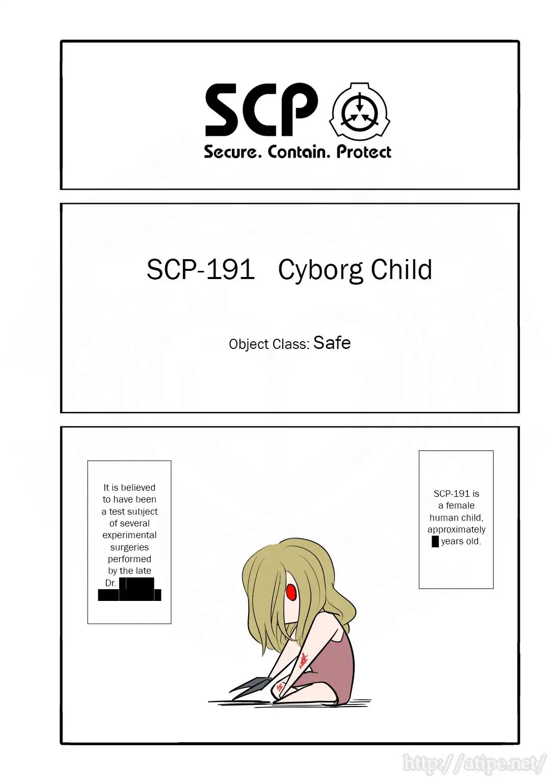 Oversimplified SCP - chapter 31 - #1