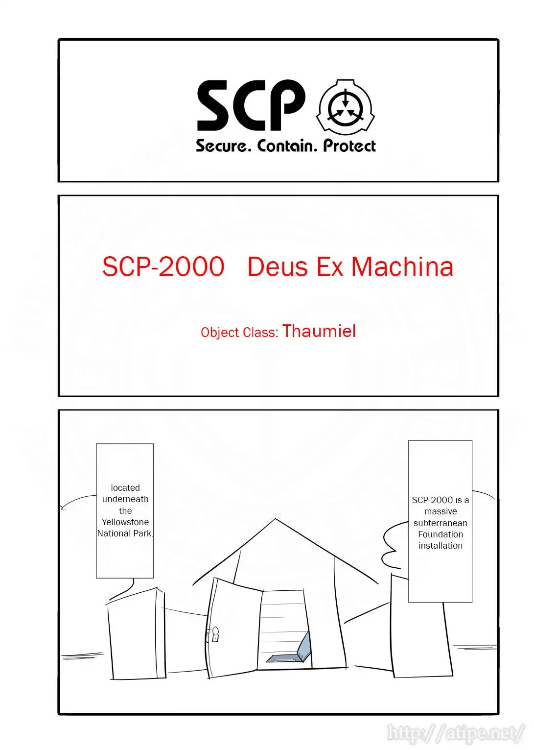 Oversimplified SCP - chapter 35 - #1