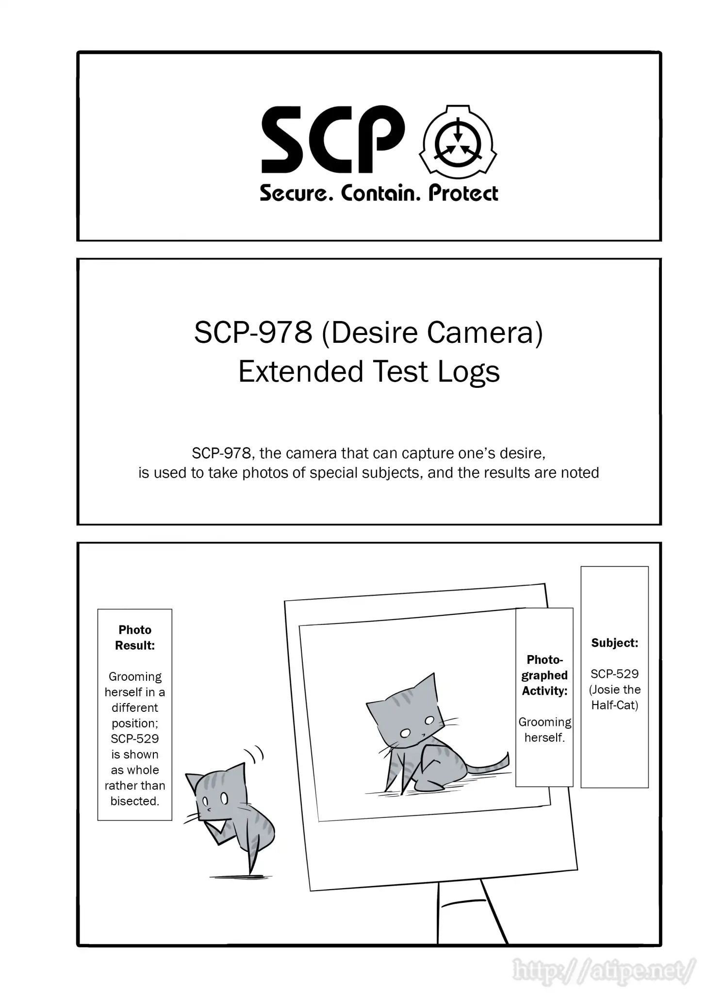 Oversimplified SCP - chapter 41 - #1
