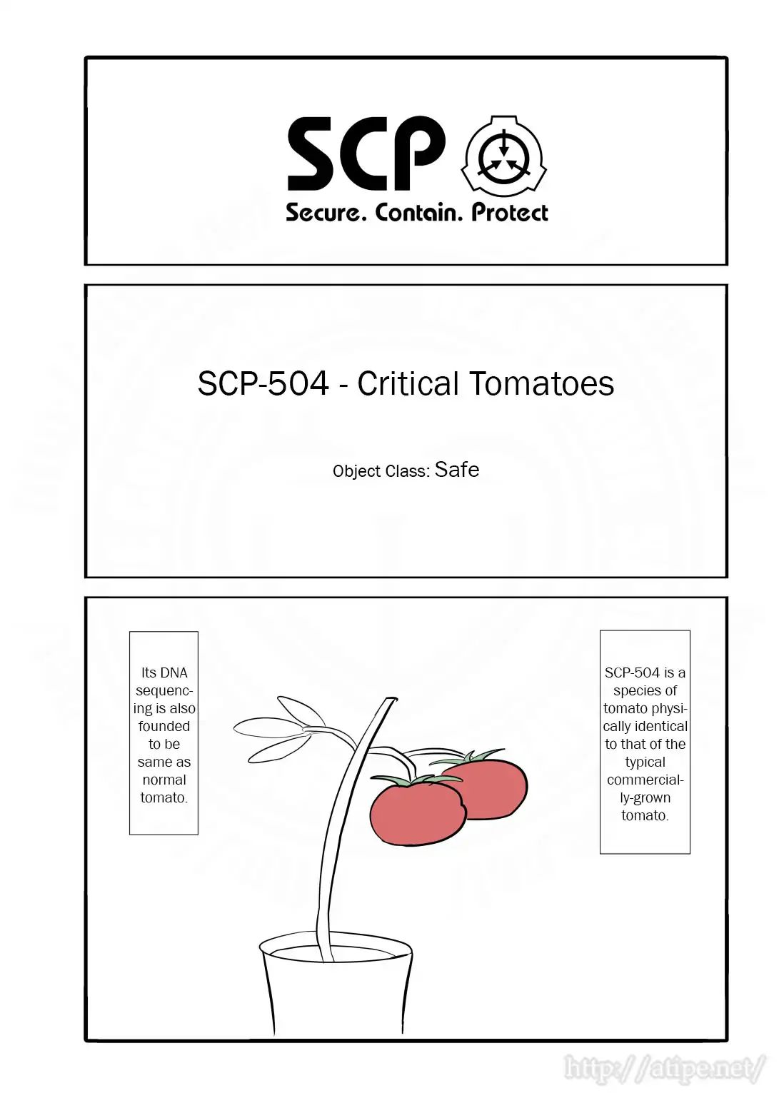 Oversimplified SCP - chapter 5 - #1