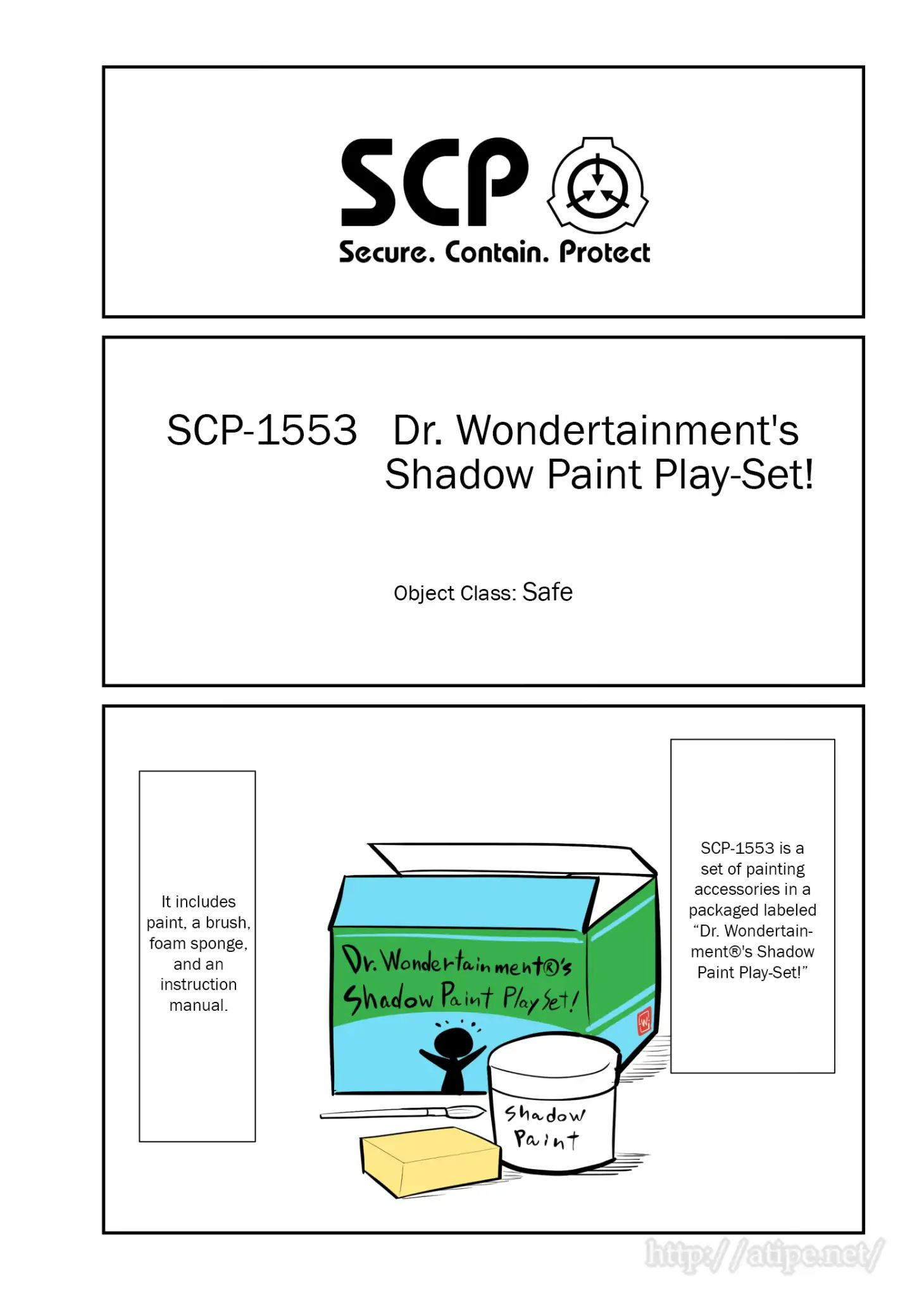 Oversimplified SCP - chapter 55 - #1