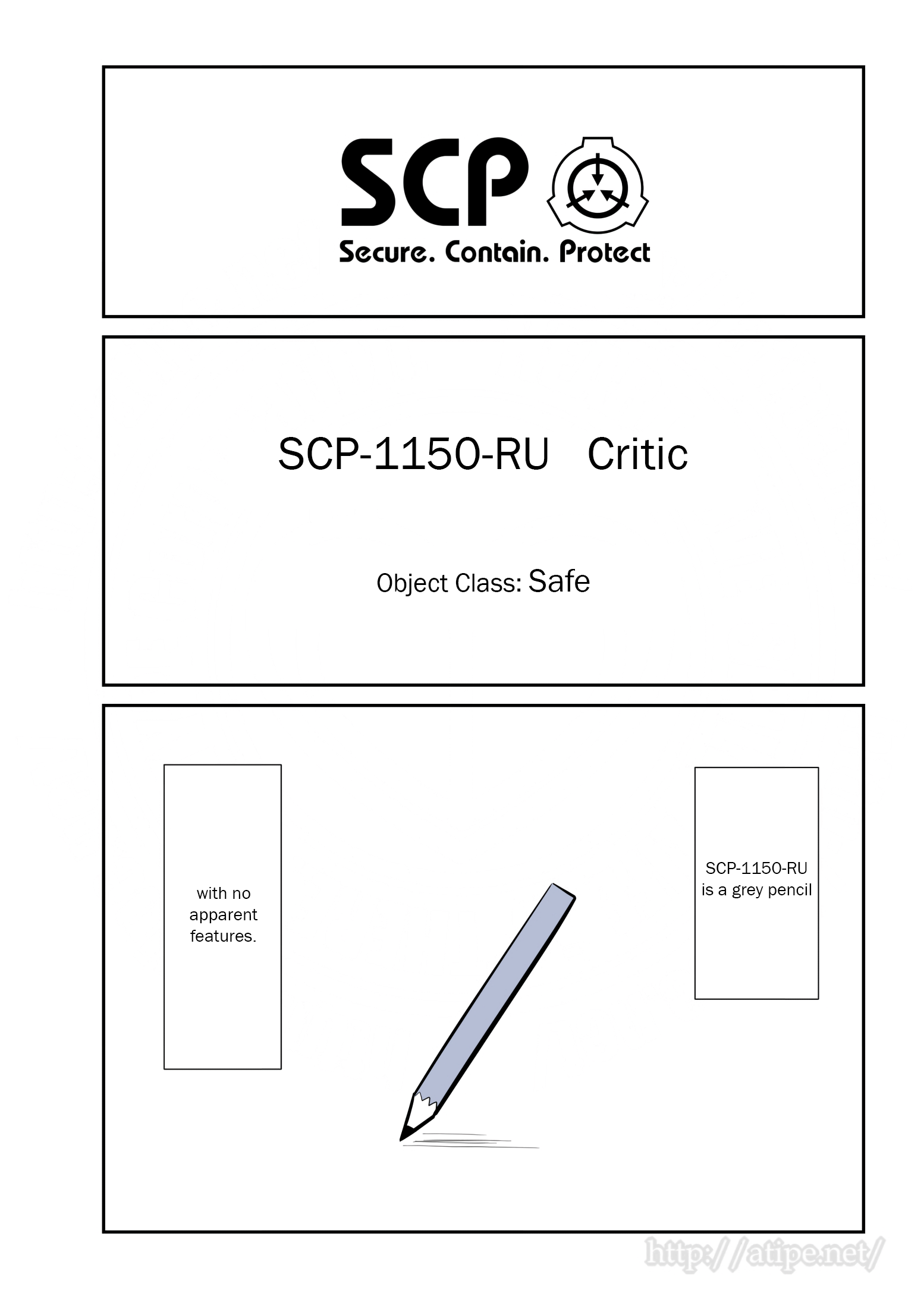 Oversimplified SCP - chapter 64 - #1