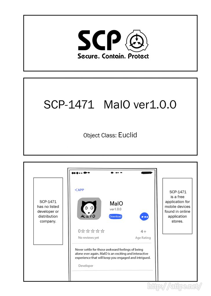 Oversimplified SCP - chapter 68 - #1