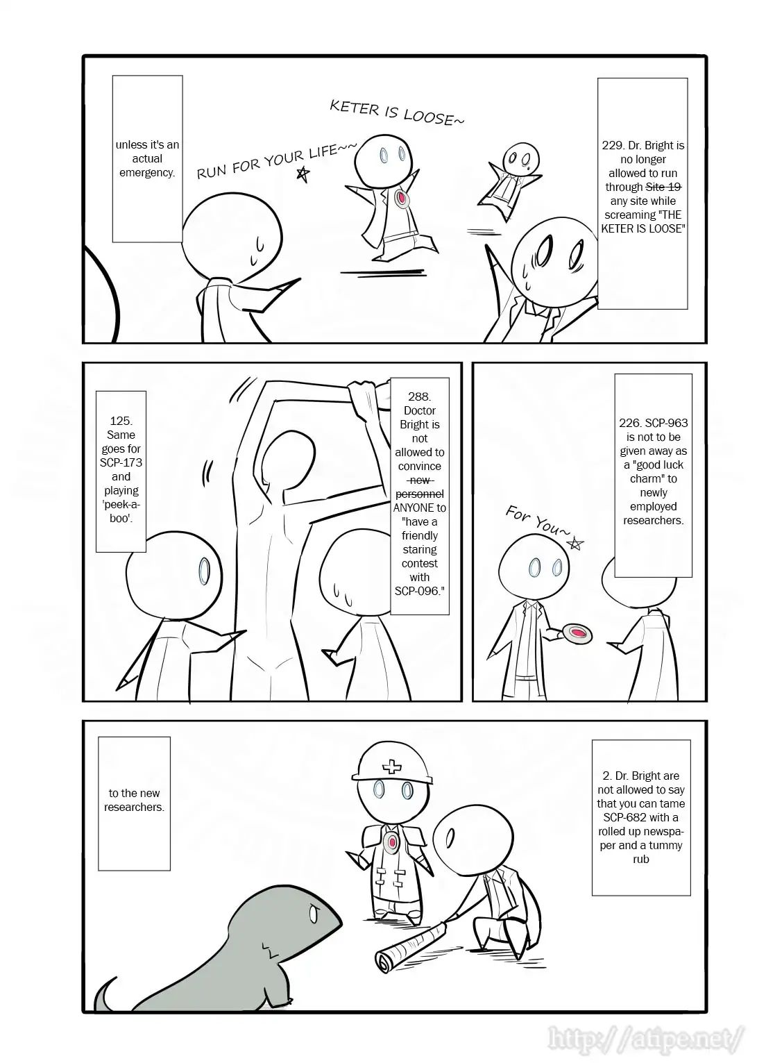 Oversimplified SCP - chapter 9 - #2