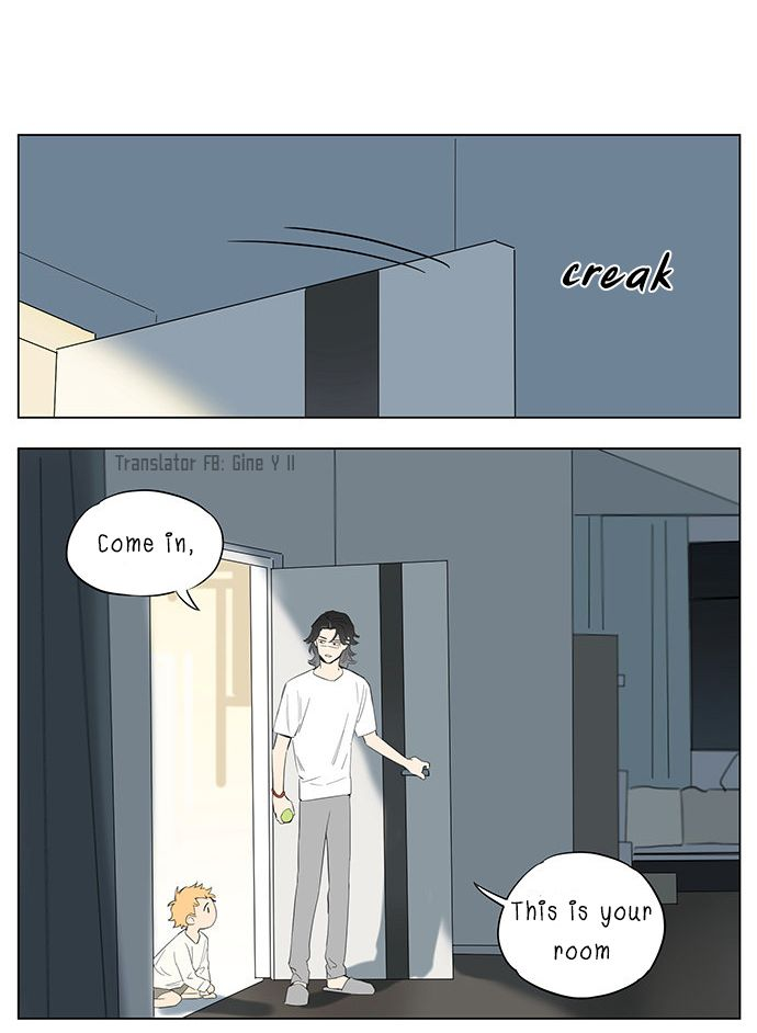 Papa Wolf and The Puppy - chapter 30 - #3