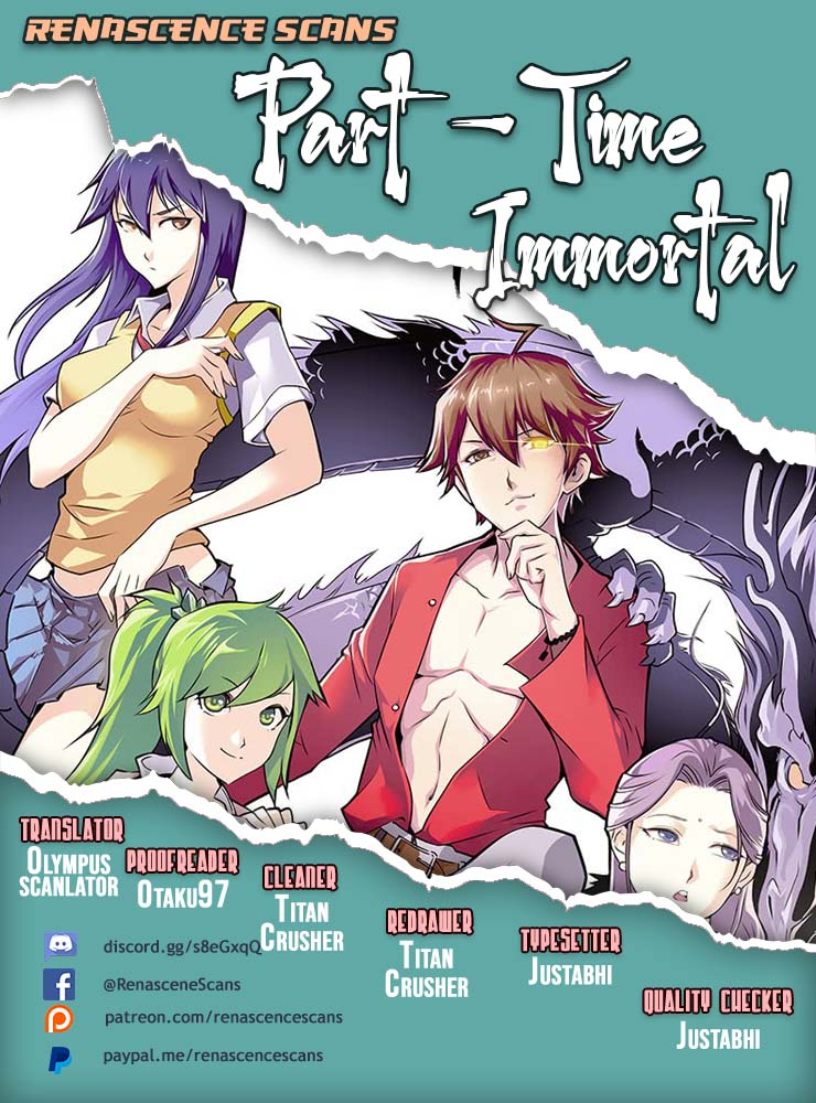Part-Time Immortal - chapter 13 - #1