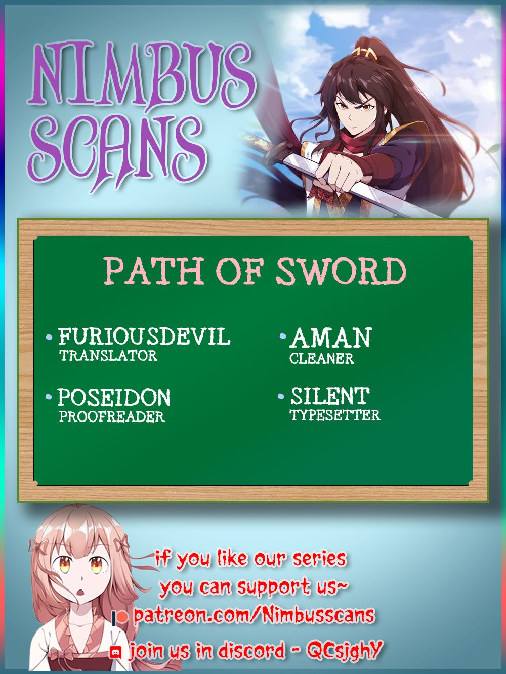 Path of the Sword - chapter 37 - #1