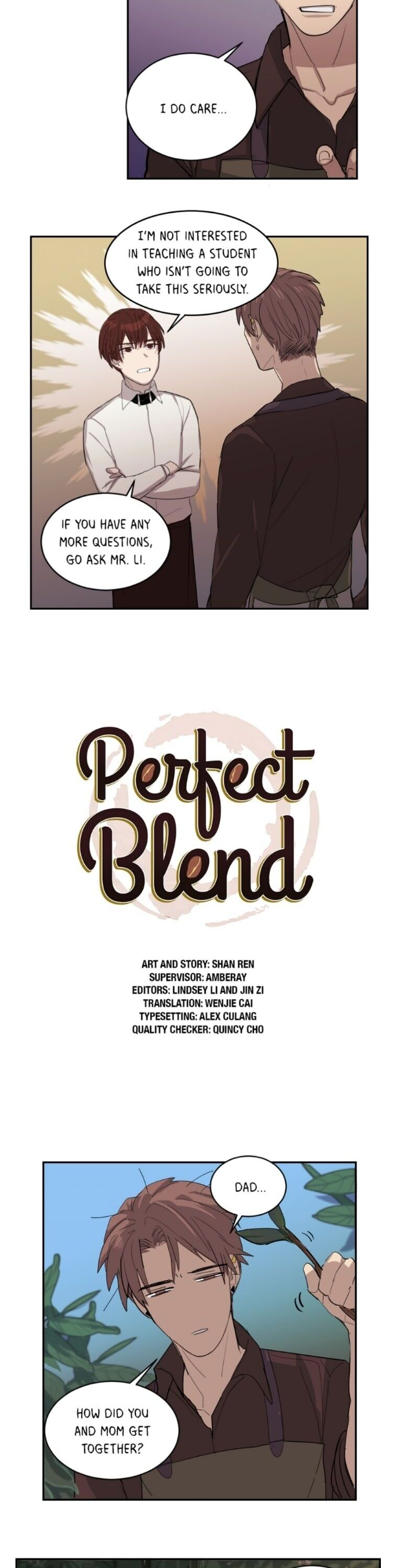 Perfect Blend - chapter 13 - #2
