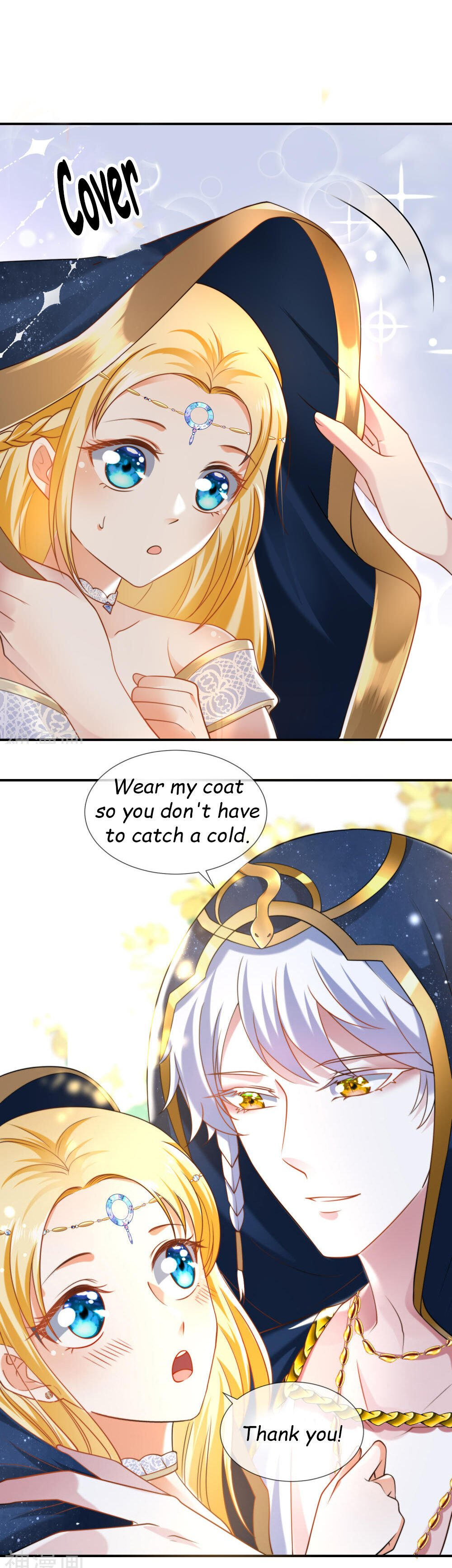 Pharaoh's First Favorite Queen - chapter 19 - #3