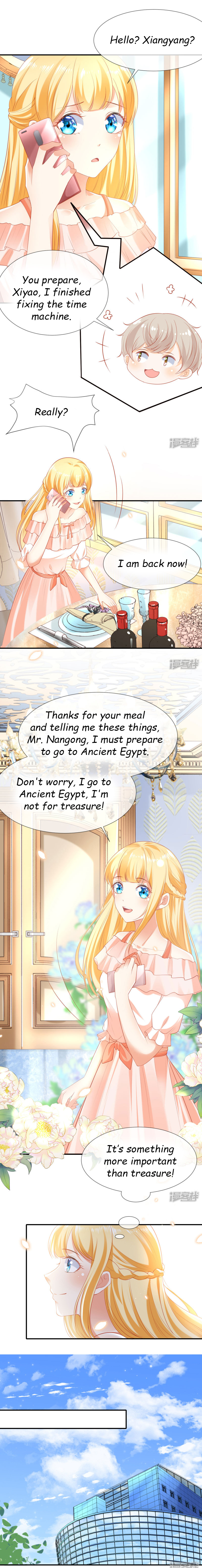Pharaoh's First Favorite Queen - chapter 51 - #2