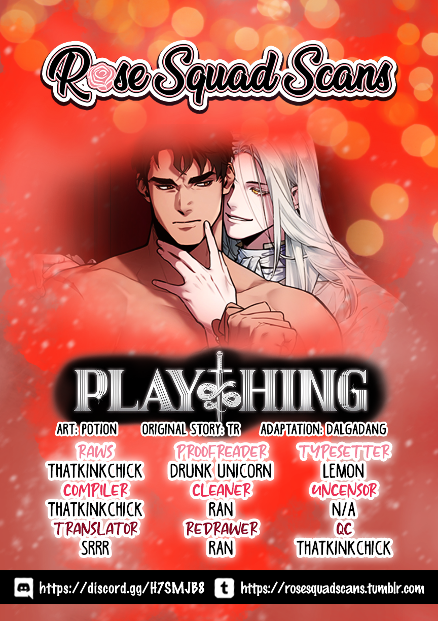 Plaything - chapter 2 - #1