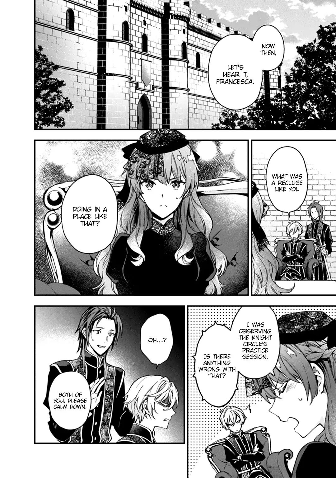 Please Don't Call Me Queen! - chapter 3 - #3