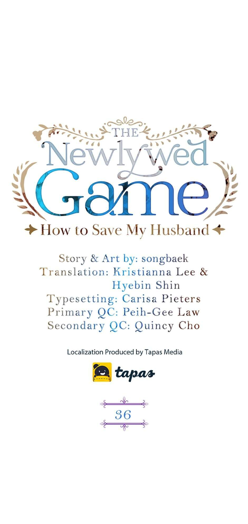 Please Save My Husband - chapter 36 - #1