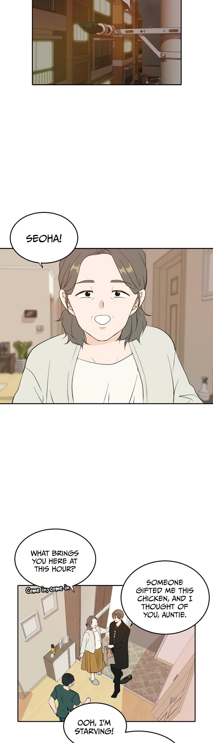 Please Take Care Of Me In This Life As Well - chapter 26 - #2
