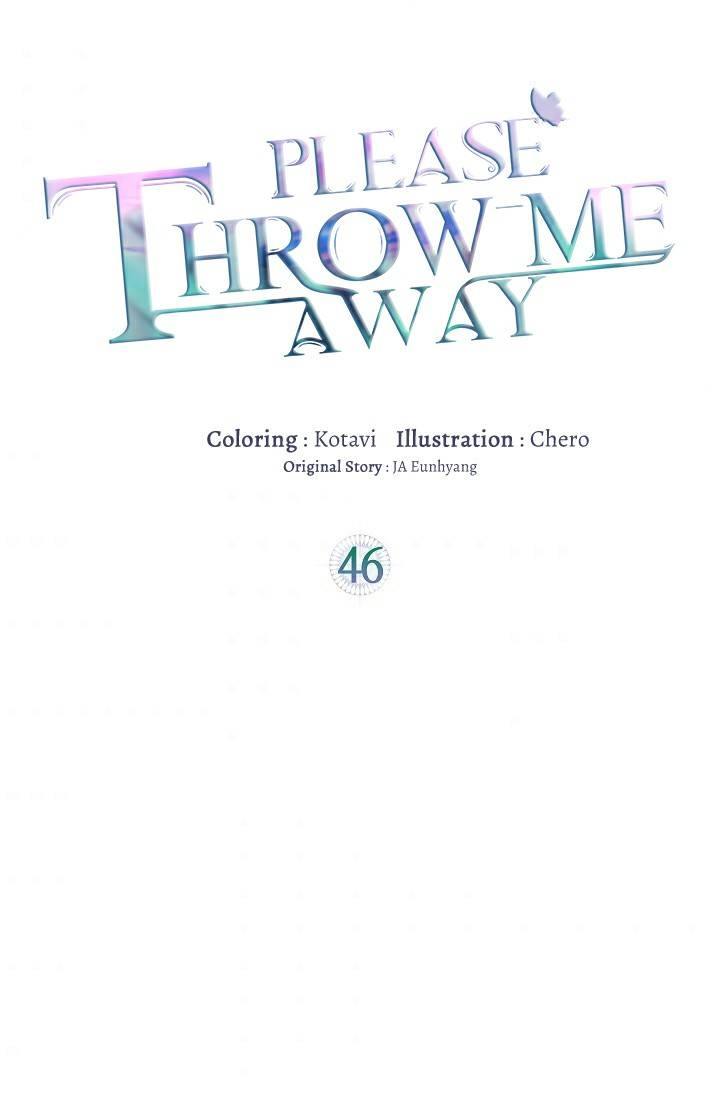 Please Throw Me Away - chapter 46 - #1