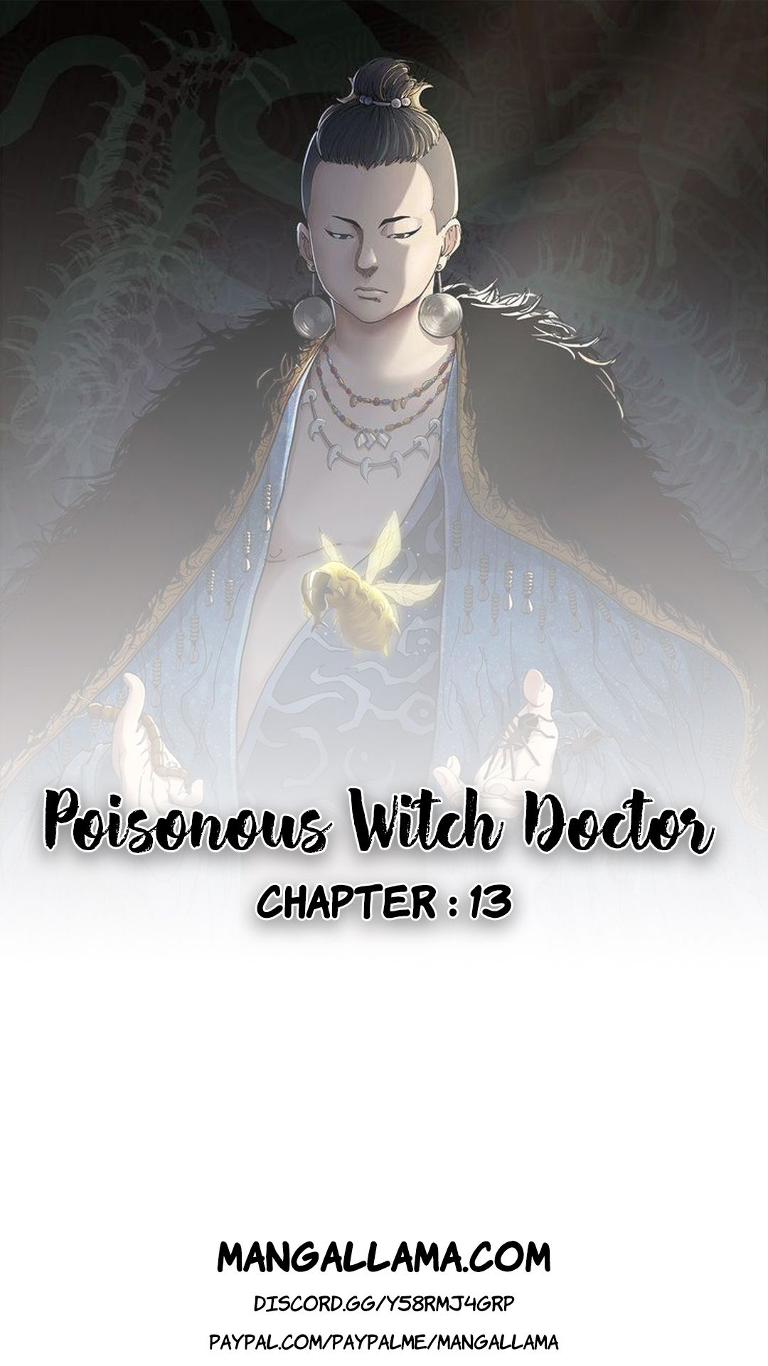 POISONOUS WITCH DOCTOR - chapter 13 - #1