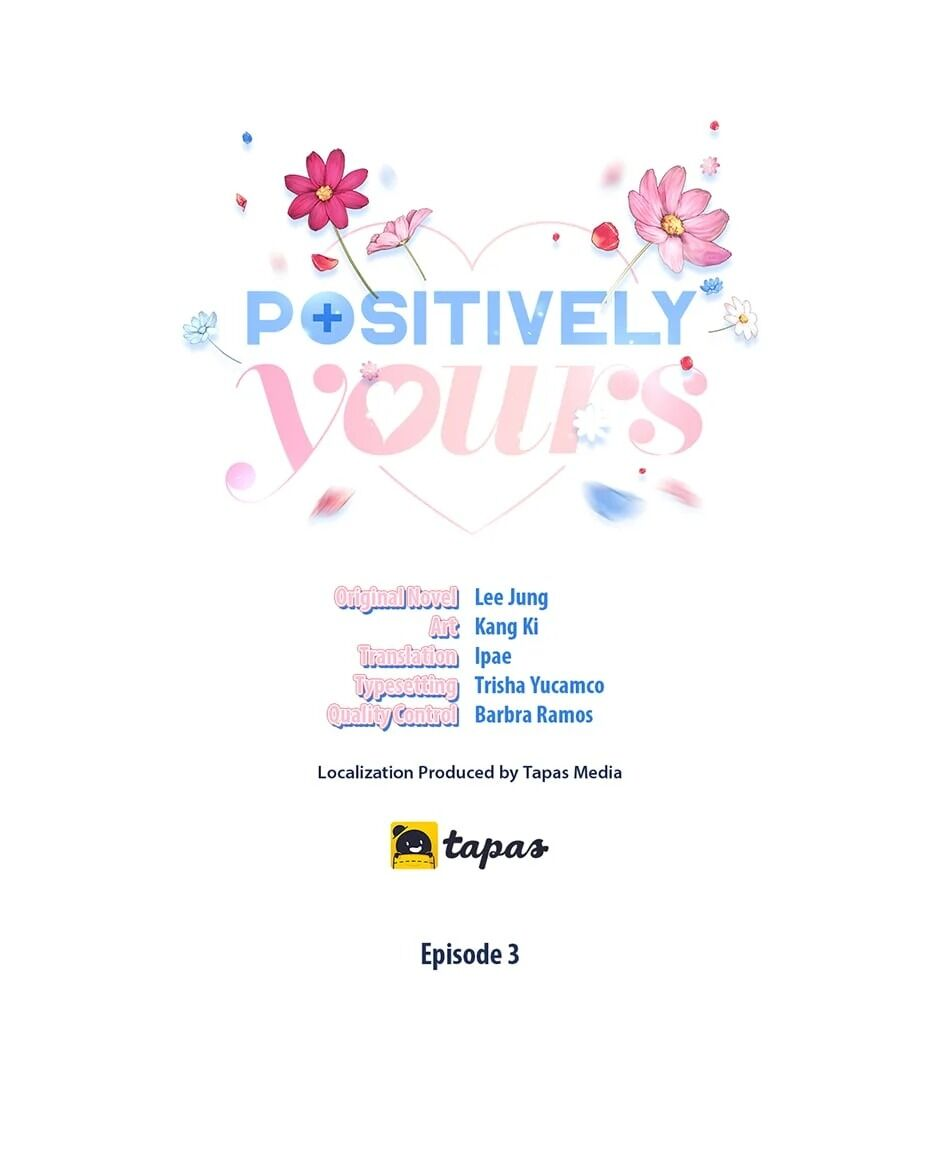 Positively Yours - chapter 3 - #1