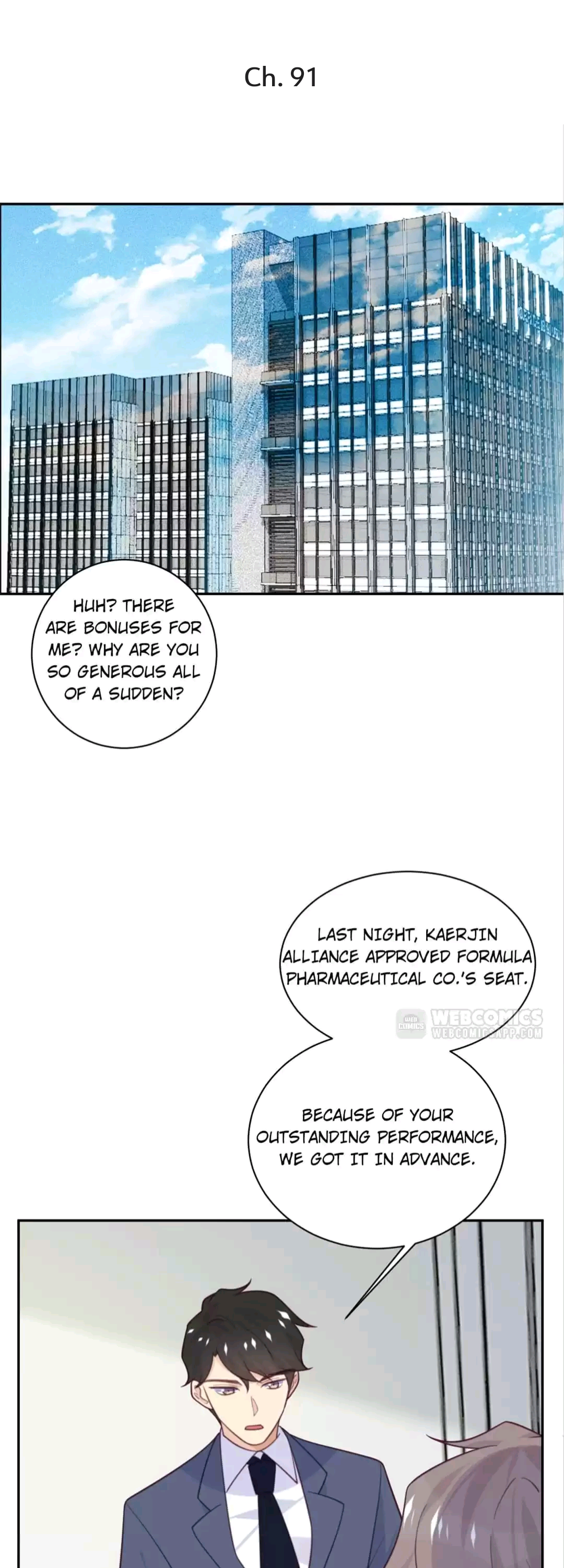 Presenting My Sadistic Manager With Stupidity - chapter 91 - #1