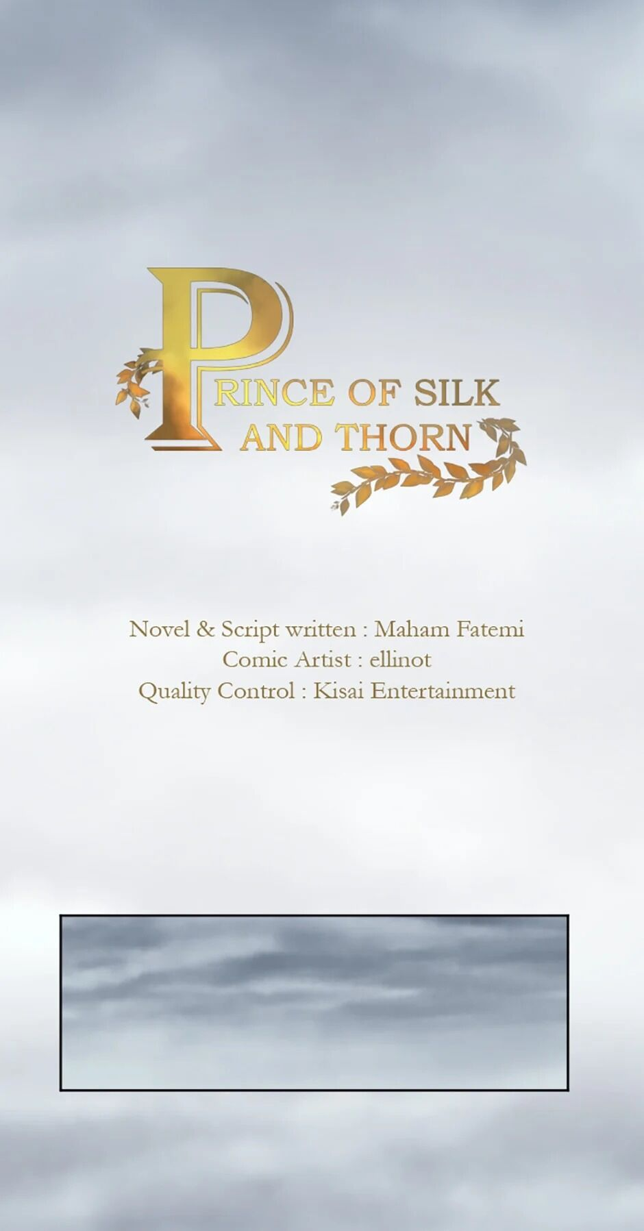 Prince Of Silk And Thorn - chapter 48 - #1