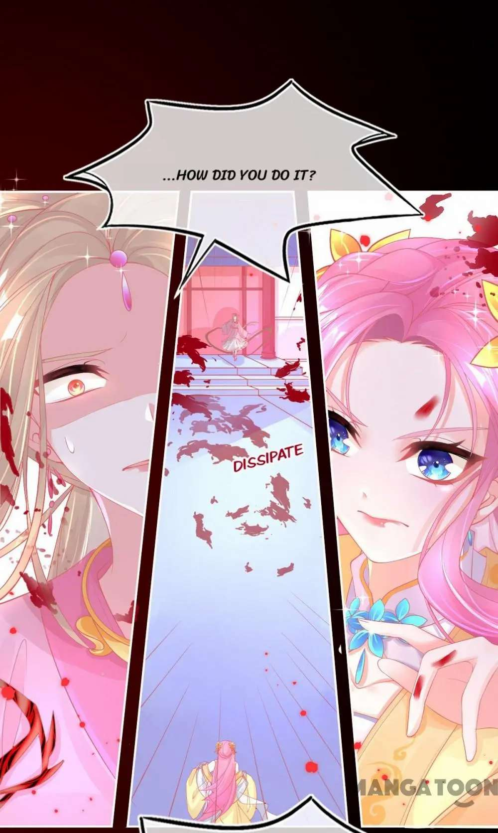 Princess and Her Ancient Vine - chapter 27 - #1