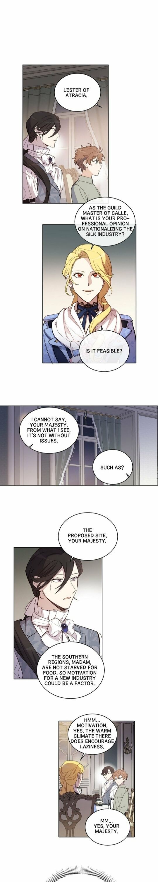 Queen Cecia's Shorts - chapter 30 - #2