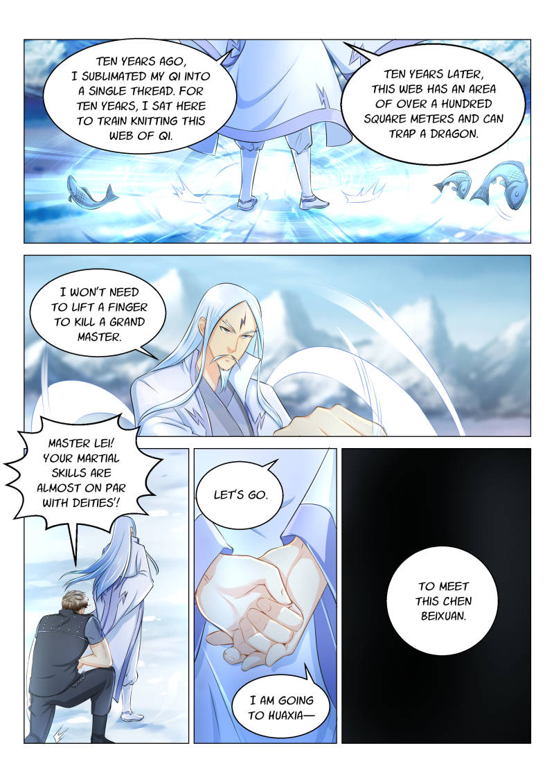 Rebirth Of The Urban Immortal Cultivator - chapter 124 - #2