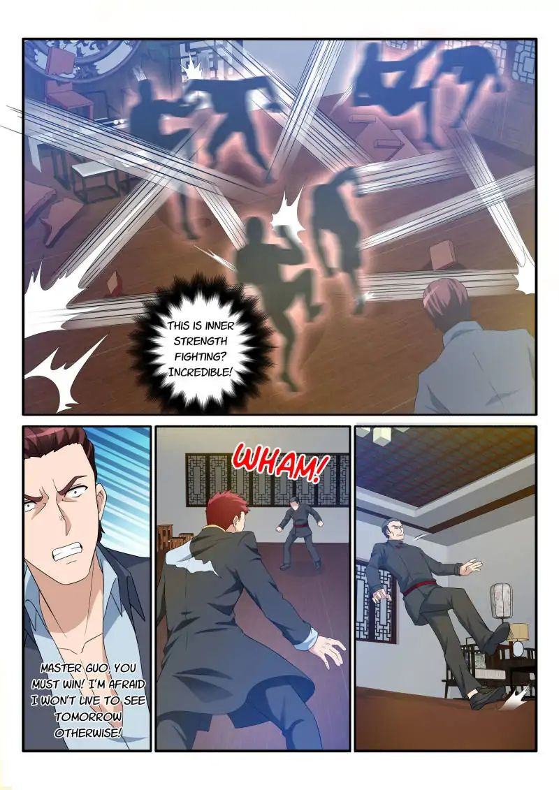 Rebirth Of The Urban Immortal Cultivator - chapter 17 - #3