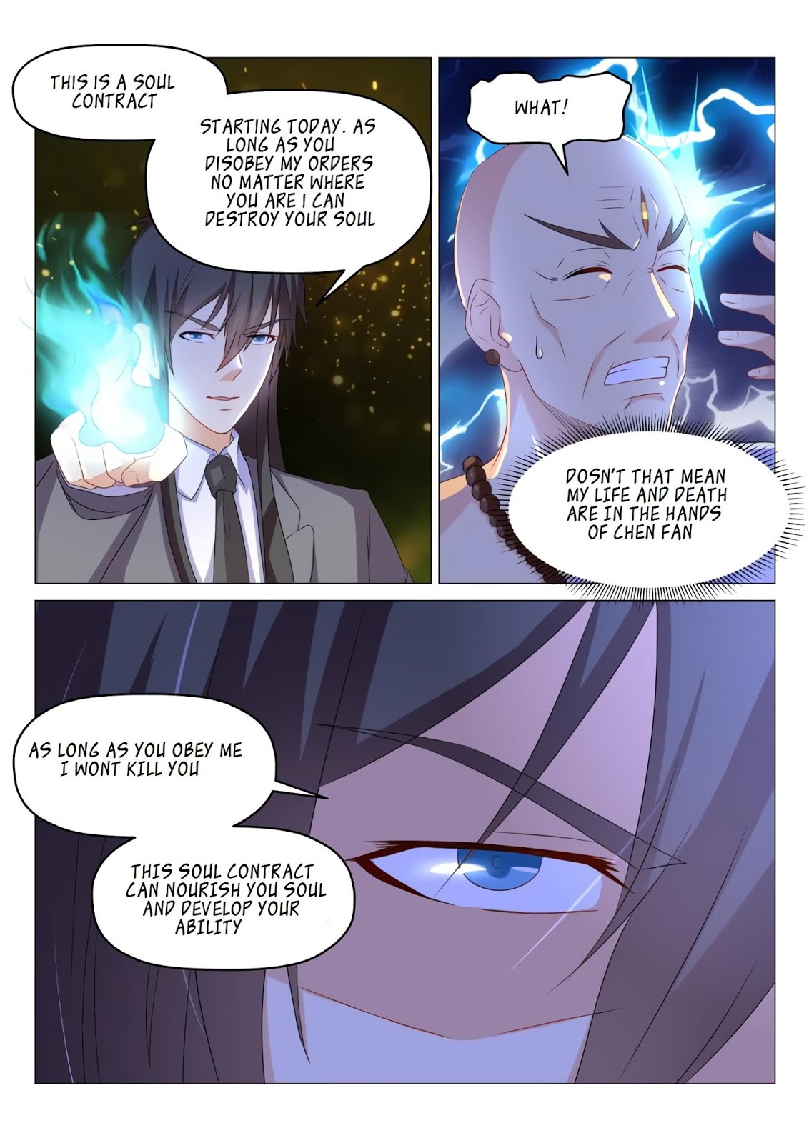 Rebirth Of The Urban Immortal Cultivator - chapter 175 - #2
