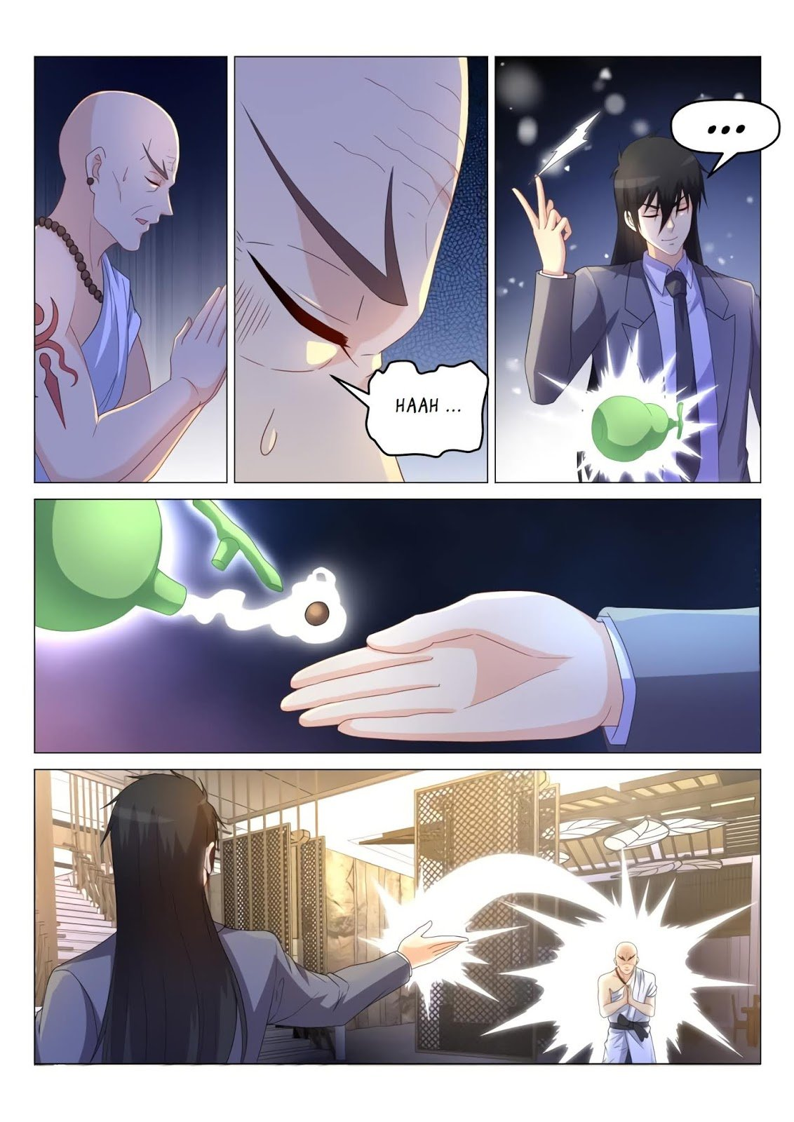 Rebirth Of The Urban Immortal Cultivator - chapter 175 - #3