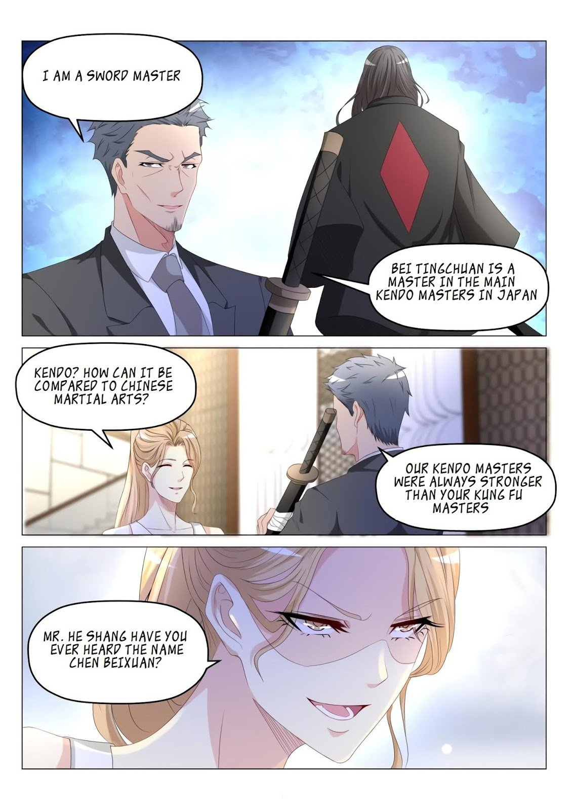 Rebirth Of The Urban Immortal Cultivator - chapter 179 - #2