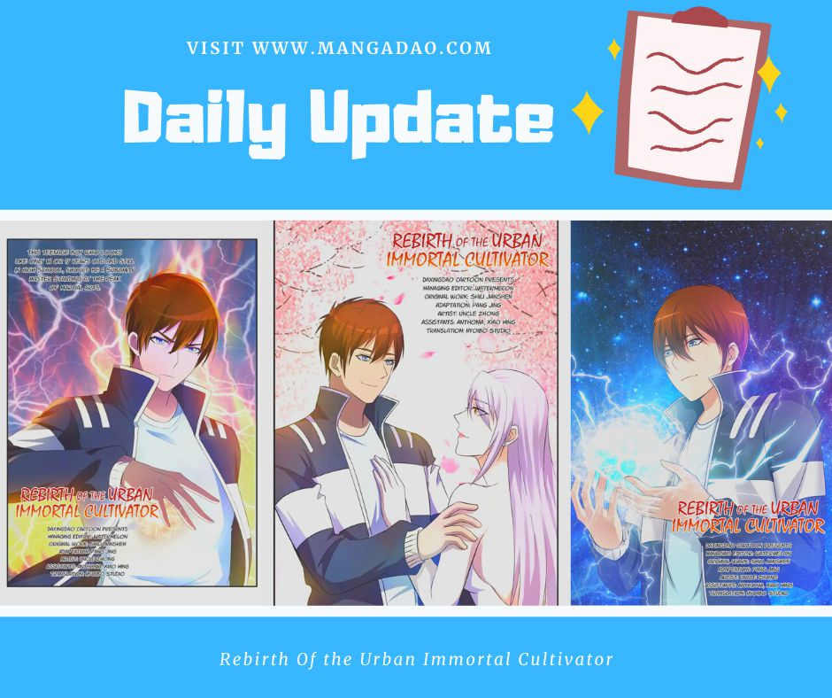 Rebirth Of The Urban Immortal Cultivator - chapter 183 - #1