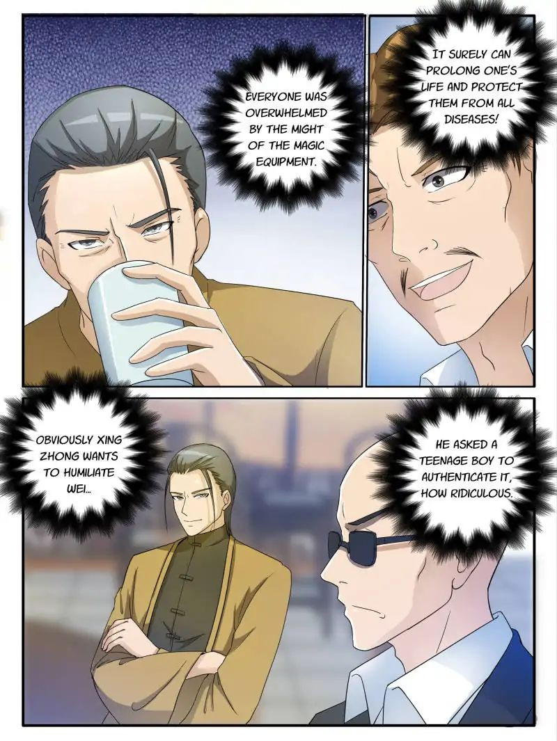 Rebirth Of The Urban Immortal Cultivator - chapter 25 - #1