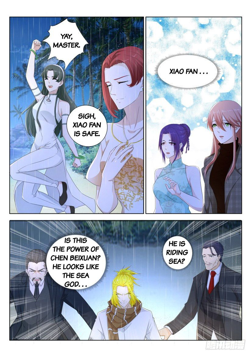 Rebirth Of The Urban Immortal Cultivator - chapter 290 - #3