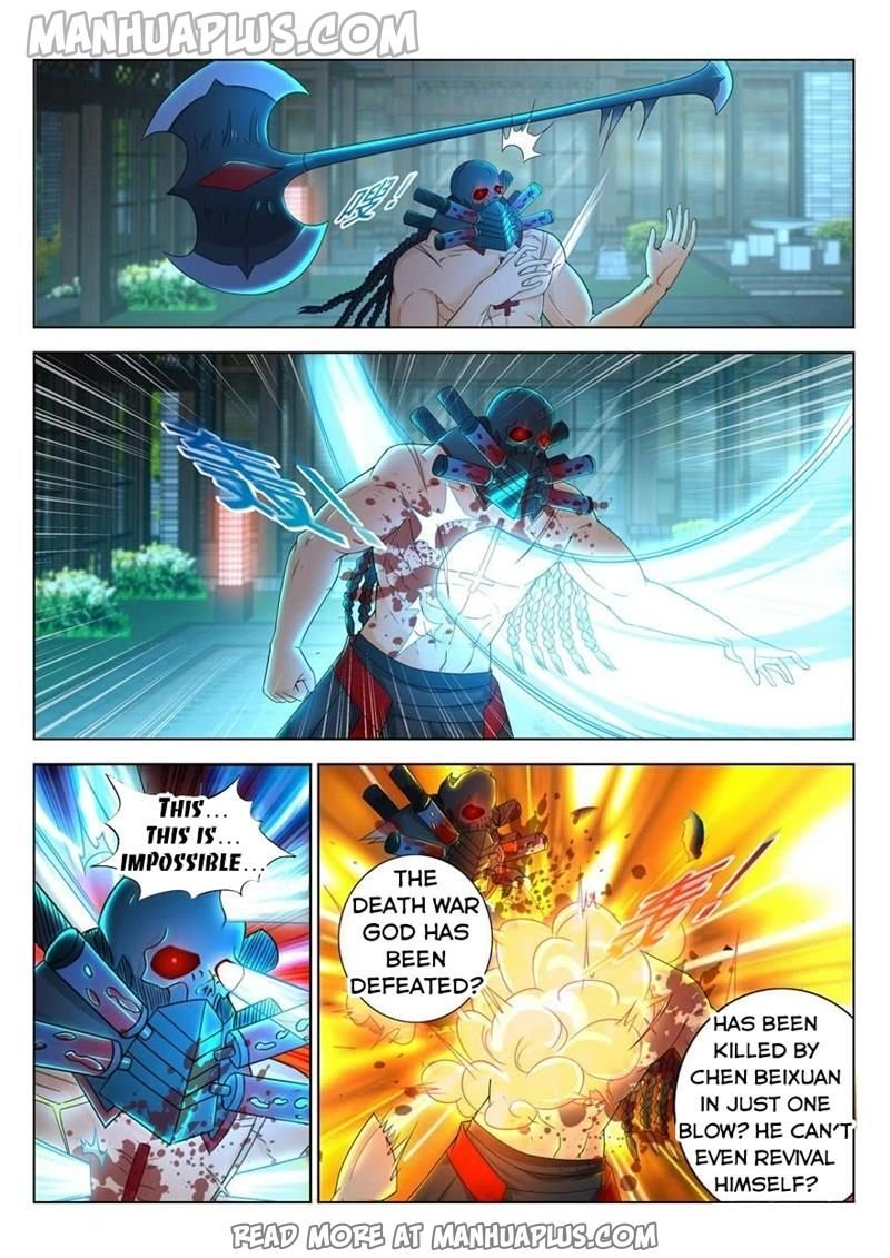 Rebirth Of The Urban Immortal Cultivator - chapter 310 - #2