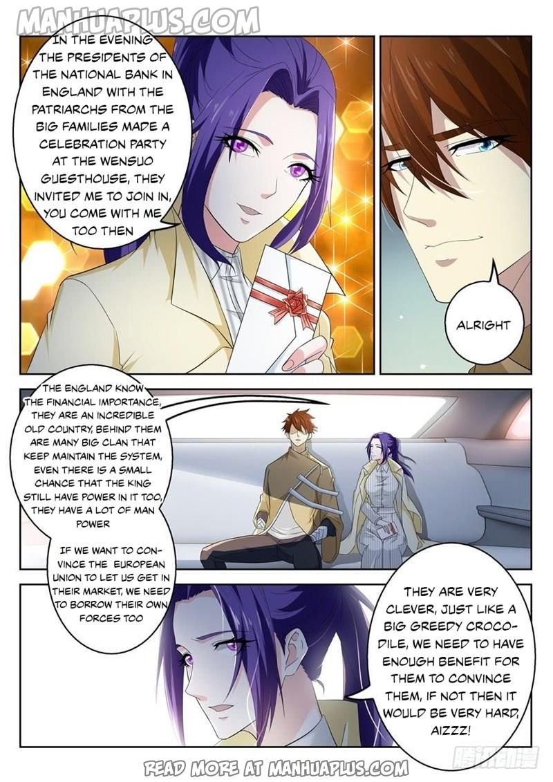 Rebirth Of The Urban Immortal Cultivator - chapter 312 - #3