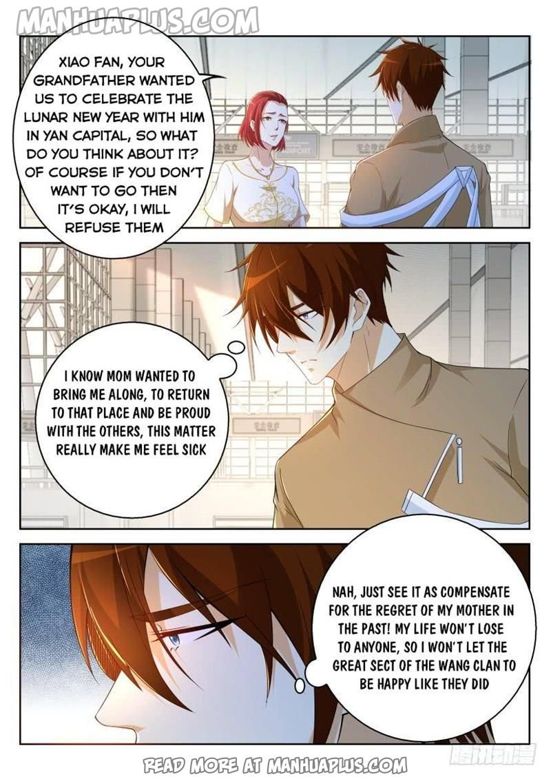 Rebirth Of The Urban Immortal Cultivator - chapter 319 - #3