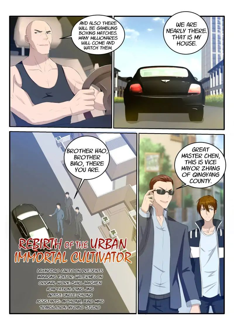 Rebirth Of The Urban Immortal Cultivator - chapter 34 - #2