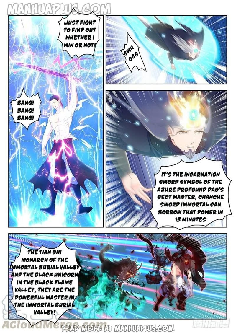 Rebirth Of The Urban Immortal Cultivator - chapter 349 - #1