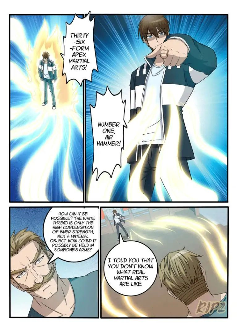 Rebirth Of The Urban Immortal Cultivator - chapter 39 - #1