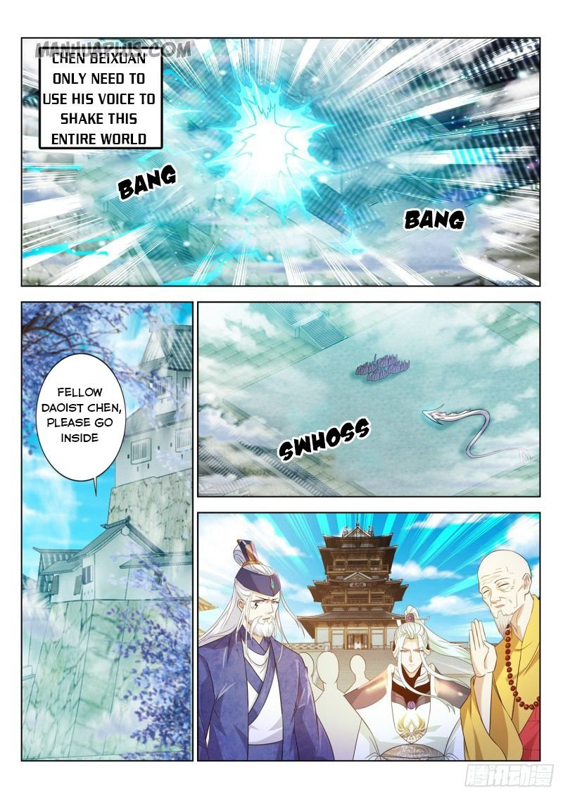 Rebirth Of The Urban Immortal Cultivator - chapter 390 - #1