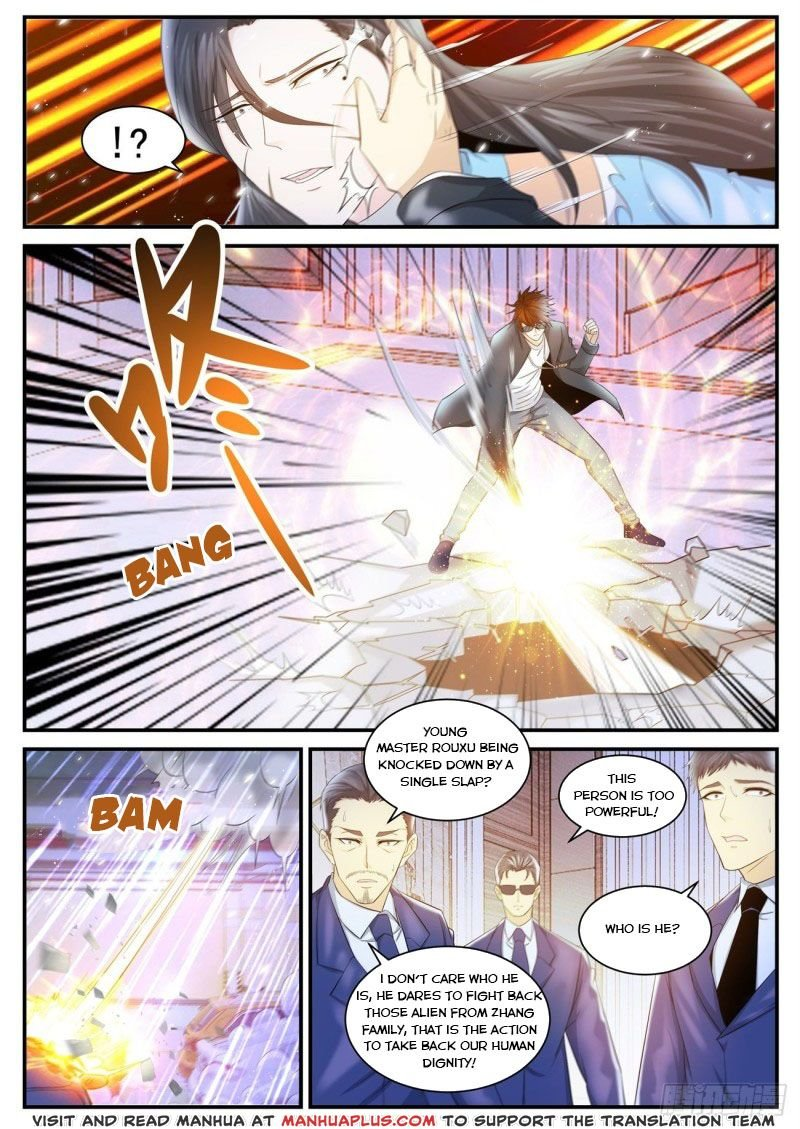 Rebirth Of The Urban Immortal Cultivator - chapter 403 - #1