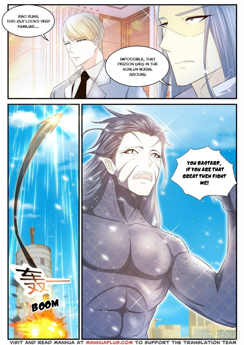 Rebirth Of The Urban Immortal Cultivator - chapter 403 - #2