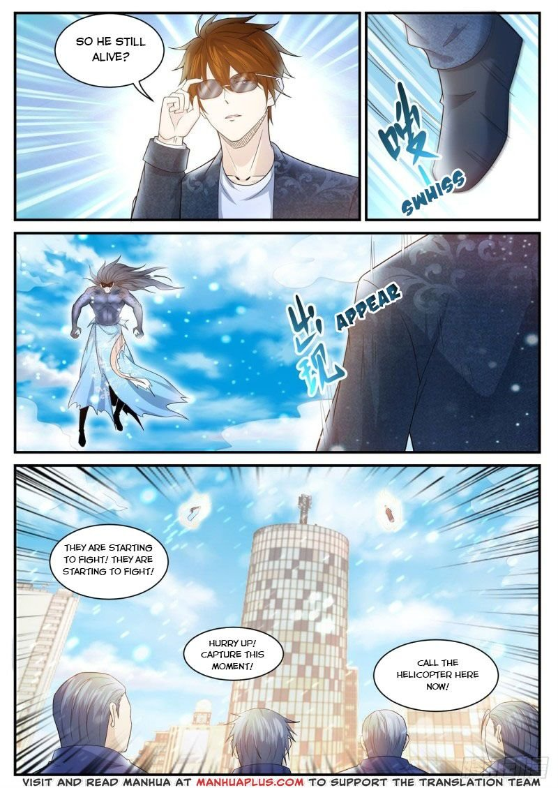 Rebirth Of The Urban Immortal Cultivator - chapter 403 - #3