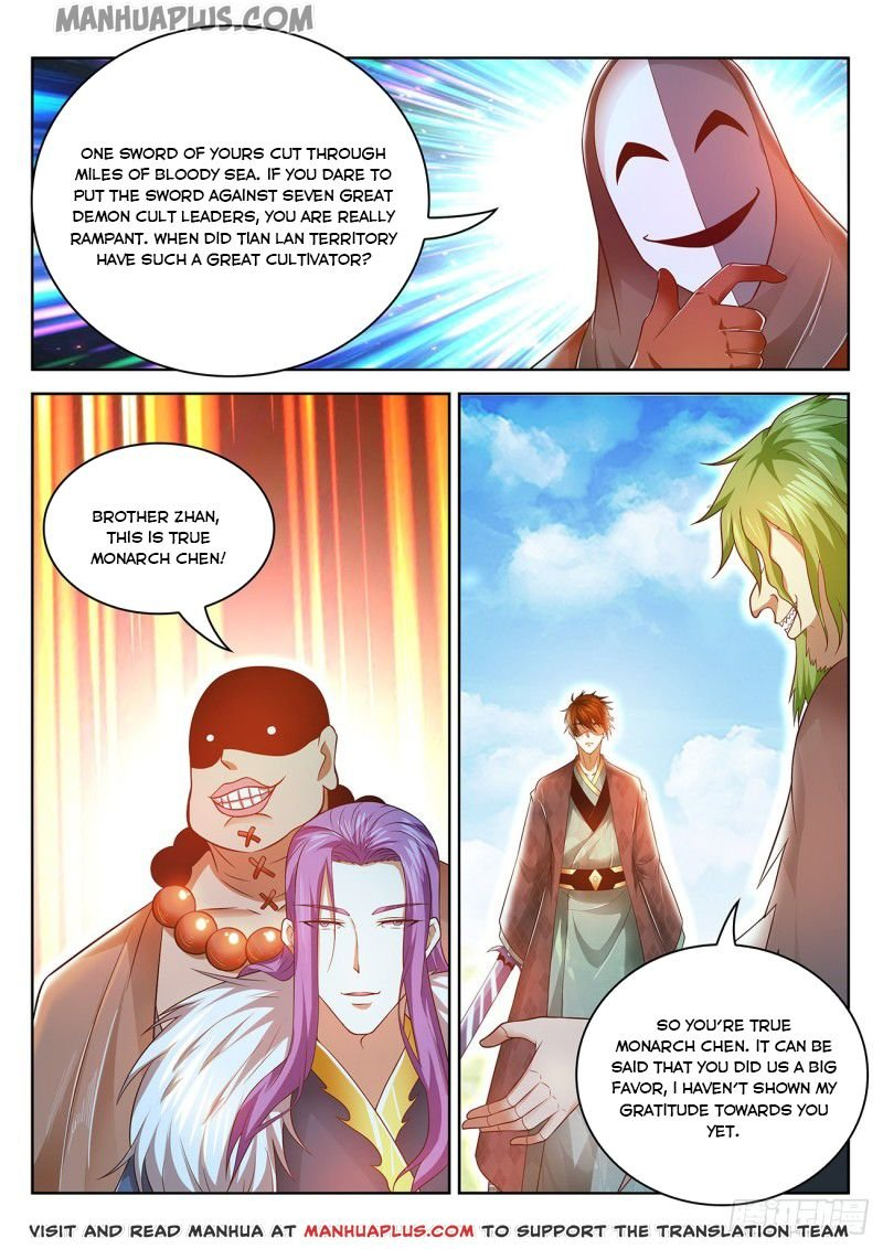 Rebirth Of The Urban Immortal Cultivator - chapter 462 - #3