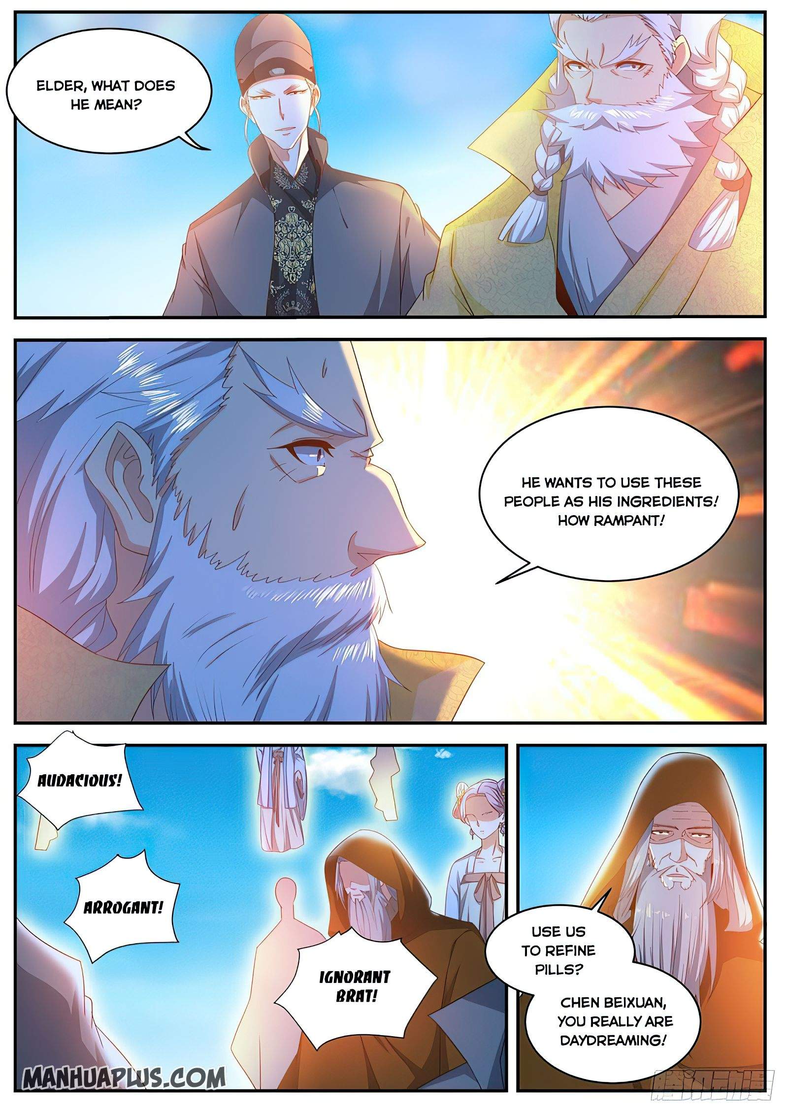 Rebirth Of The Urban Immortal Cultivator - chapter 488 - #2