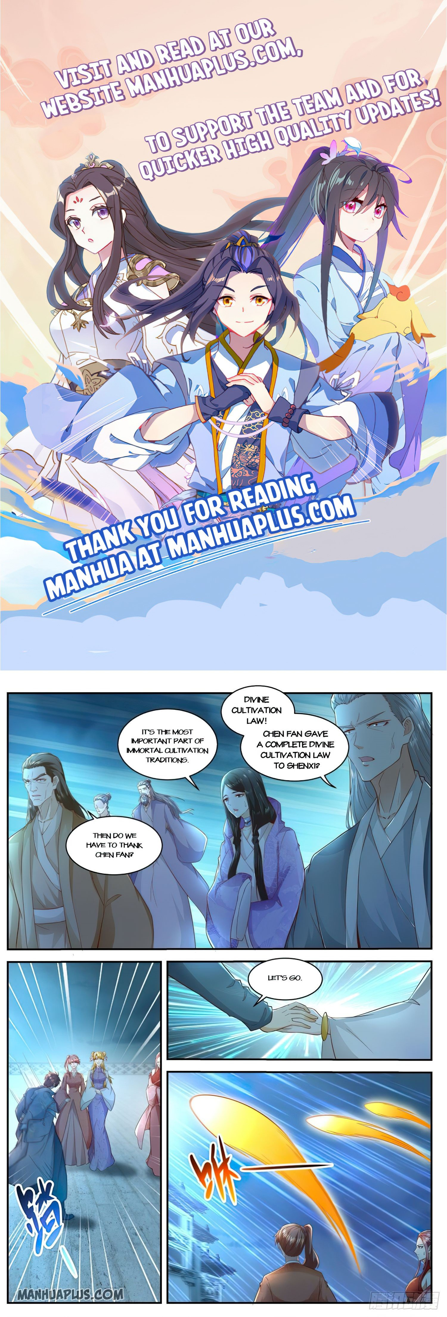 Rebirth Of The Urban Immortal Cultivator - chapter 511 - #1