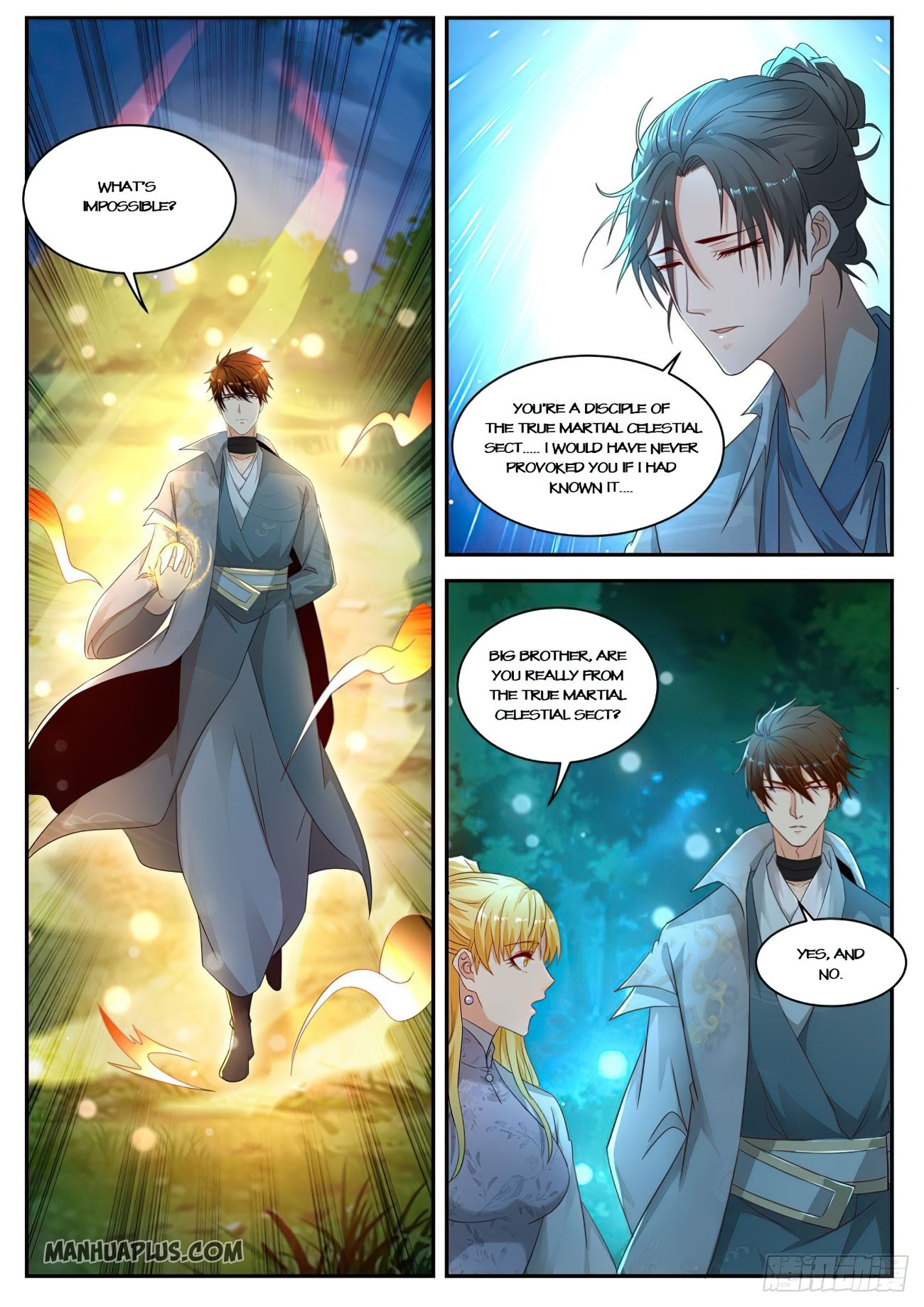 Rebirth Of The Urban Immortal Cultivator - chapter 532 - #3