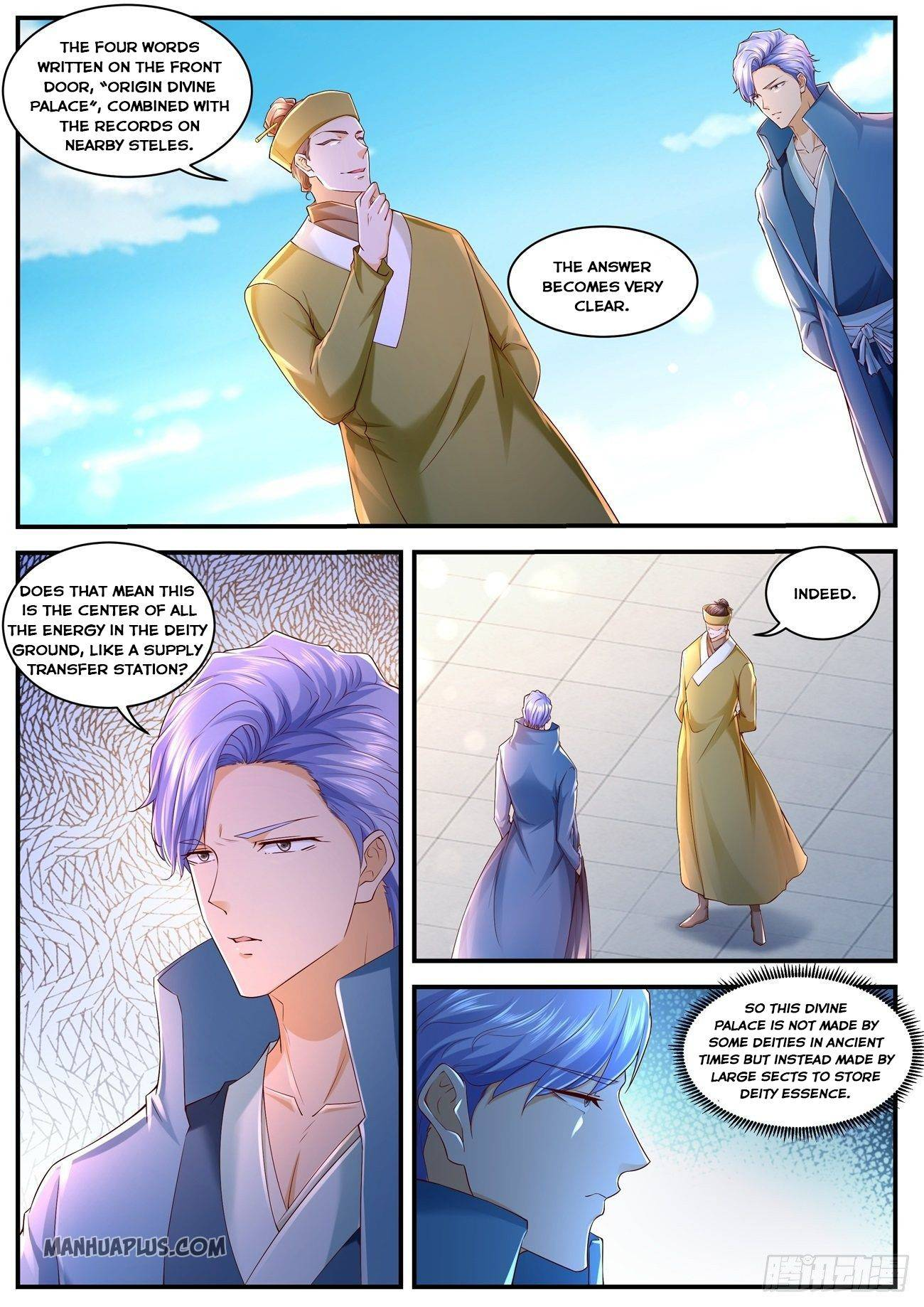 Rebirth Of The Urban Immortal Cultivator - chapter 589 - #2