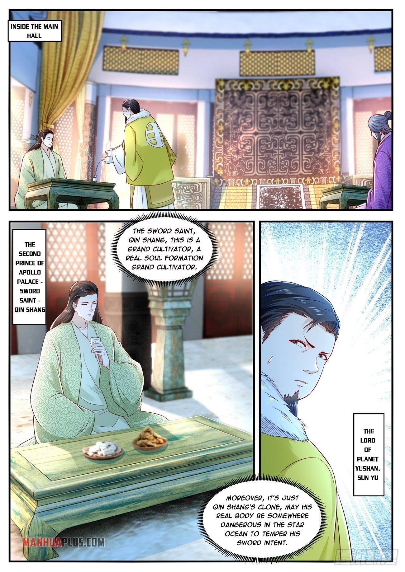 Rebirth Of The Urban Immortal Cultivator - chapter 625 - #3